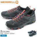 MERRELL メレル トレッキングシューズ モアブFST2 ゴアテックス MOAB FST2 GORE-TEX メンズ 靴 シューズ スニーカー …