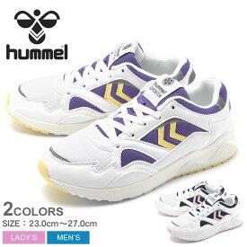 HUMMEL ヒュンメル スニーカー エドモントン EDMONTON 203184 1009 3198 メンズ レディース シューズ ハンドボールシューズ アウトドア スポーツ ダッドシューズ ダッドスニーカー ブランド 靴 運動 白 誕生日 プレゼント ギフト 父の日