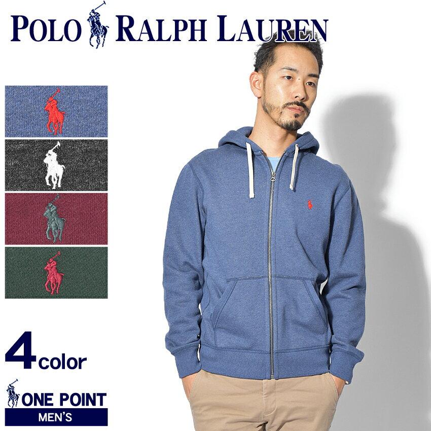 POLO RALPH LAUREN ポロ ラルフローレン パーカー ワンポイント パーカー 710565296 008 013 010 009 メンズ フード ジップ 誕生日 プレゼント ギフト