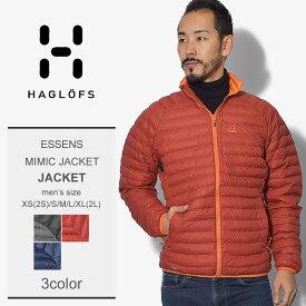 HAGLOFS ホグロフス ジャケットエッセンス ミミック ジャケット ESSENS MIMIC JACKET604102 2CX 3R8 3PR メンズ 誕生日 プレゼント ギフト