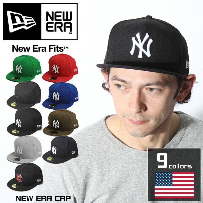 ニューエラ NEW ERA キャップ ニューヨーク ヤンキース 野球帽 帽子 ベースボール メジャーリーグ スポーツ カジュアル 刺繍 ロゴ メンズ レディース ユニセックス 誕生日プレゼント ギフト おしゃれ 夏