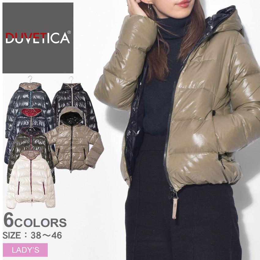 デュベティカ DUVETICA ダウンジャケット ティア THIA D.0910N01/1035.R レディース 女性 冬 ウィンター 防寒 暖かい デュベチカ アウター ダウンコート ジャケット ブルゾン ジップアップ レディース 女性
