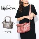 【今だけクーポン配布中】キプリング アート ミニ ボストンバッグ KIPLING ART MINI レディース K15410 ベージュ ピンク ショルダーバッグ バッグ カバン ブランド シンプル ギフト 贈り物 プレゼント 鞄 誕生日 プレゼント ギフト