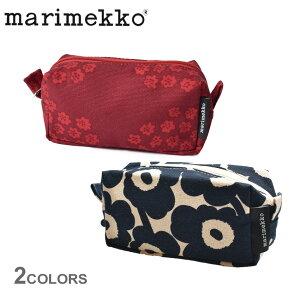 【メール便可】 マリメッコ ポーチ プケッティポーチ MARIMEKKO PUKETTI POUCH レディース 花柄 北欧 赤 収納 雑貨 定番 人気 デザイン かわいい おしゃれ 使いやすい コンパクト 化粧 メイク 小さめ