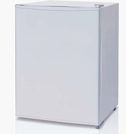 大特価! 小型冷蔵庫 一人暮らし 70L大容量 製氷室あり 2LペットボトルOK ZR-70