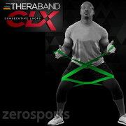 セラバンドCLX9ループタイプグリーンD&M[強度:ヘビー+1][150cm]TCB-3