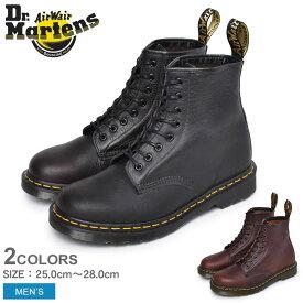 DR.MARTENS ドクターマーチン イギリス製 8ホール ブーツ 1460 アバンドン メンズ ABANDON 8HOLE BOOTS 24293001 24294201 イングランド製 靴 シューズ マーチン ブランド 天然皮革 革 本革 レザー カジュアル おしゃれ 黒 茶 ブラウン