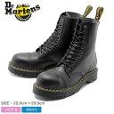 送料無料 DR.MARTENS ドクターマーチン ブーツ ブラック8761 BXB 10ホール ブーツ 8761 BXB 10EYE BOOT10966001 メンズ レディース
