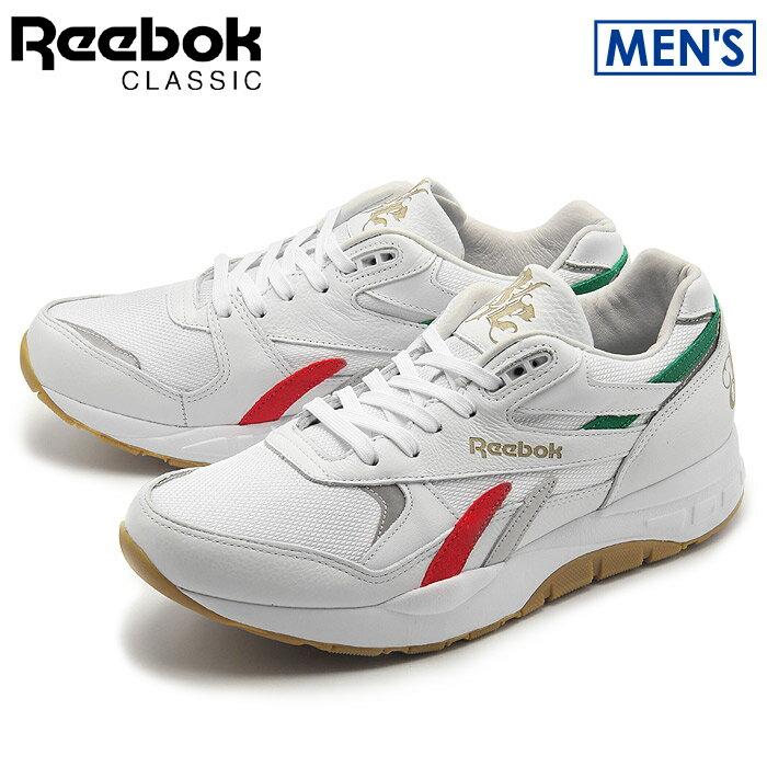 送料無料 リーボック クラシック REEBOK CLASSIC スニーカー ベンチレーター シュプリーム CDM ホワイト×レッド×グリーンVENTILATOR SUPREME CDM BD4560シューズ 靴 カジュアル 白メンズ