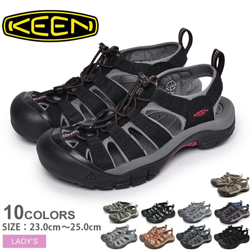 送料無料 キーン KEEN ニューポート H2 W 全5色KEEN NEWPORT H2 Wアウトドア スポーツ サンダル 川 レジャー シューズ 靴レディース(女性用)