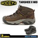 送料無料 キーン(KEEN)ターギー 2 TARGHEE II MID 全2色 アウトドア シューズ(KEEN 1011515 1010126)メンズ(男性用) スニーカー ウォーキング ハイキング