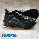 ホカオネオネ ボンダイ 6 ワイド ジョギング マラソン HOKA ONE ONE ホカ オネオネ BONDI 6 WIDE 1019271 厚底 メンズ…