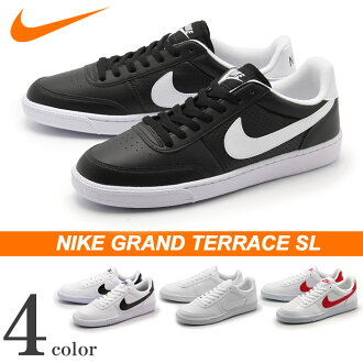 Nike sneakers NIKE Grand terrace SL black x white other total 4 colors (NIKE 654495 GRAND TERRACE SL) mens (for men) and women (for women)