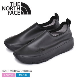 THE NORTH FACE ザ ノースフェイス カジュアルシューズ アプレ モック Apres Moc NF51941 KK メンズ レディース ユニセックス ブラック 黒 靴 シューズ スニーカー ブーツ ノースフェース スリッポン 男女兼用 防水 軽量 アウトドア 川 海