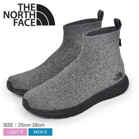 ザ ノース フェイス レインシューズ メンズ レディース ベロシティ ニット ミッド GORE-TEX インビジブル フィット THE NORTH FACE VELICITY KNIT MID GORE-TEX INVISIBLE FIT NF51997 靴 シューズ トレイル スポーツ アウトドア フェス
