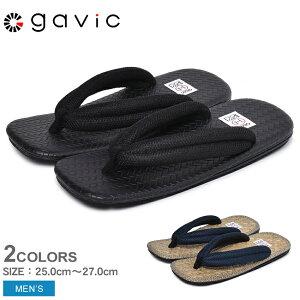 GAVIC ガビック MATHIEU SETTA HAKU マトゥー 雪駄 薄 GS2208 メンズ シューズ 靴 黒 雪駄 シンプル サンダル 下駄 草履
