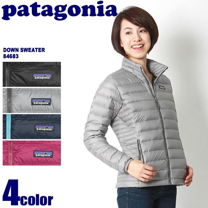 �料無料 PATAGONIA パタゴニア ジャケット ダウン セーター ブラック 他全4色 2017年モデル