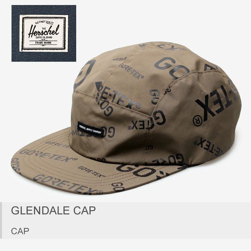 【メール便可】HERSCHEL SUPPLY ハーシェル サプライ 帽子 カーキグレンデール キャップ GLENDALE CAP1006 0313 メンズ レディース 小物