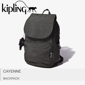 8d65f576e5a4 KIPLING キプリング バックパック ブラック カイエン CAYENNE K17071 H53 レディース