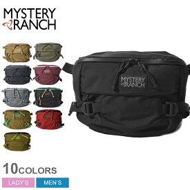 MYSTERY RANCH ミステリーランチ ウエストバッグ ヒップモンキーHIP MONKEY メンズ レディース 鞄 バック かばん カバン ウェストポーチ アウトドア フェス キャンプ ブランド 黒