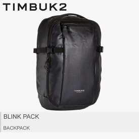 TIMBUK2 ティンバックツー バックパック ブラック ブリンクパック BLINK PACK 2542-3-6114 メンズ レディース