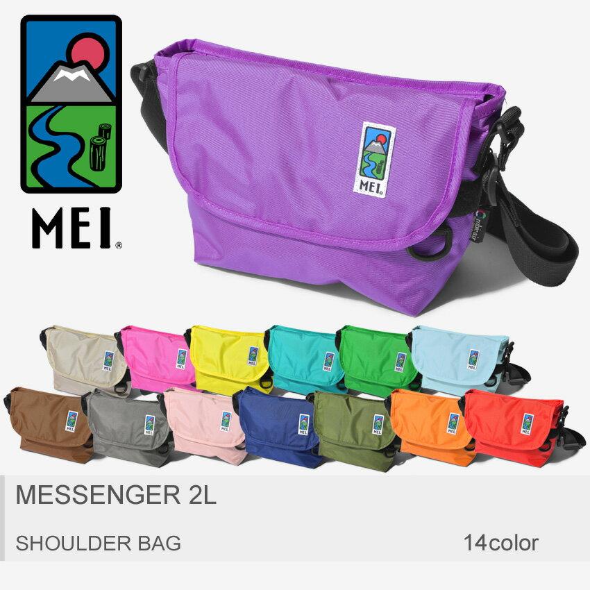 送料無料 MEI エムイーアイ ショルダーバッグメッセンジャー 2L MESSENGER 2L000180011 メンズ レディース