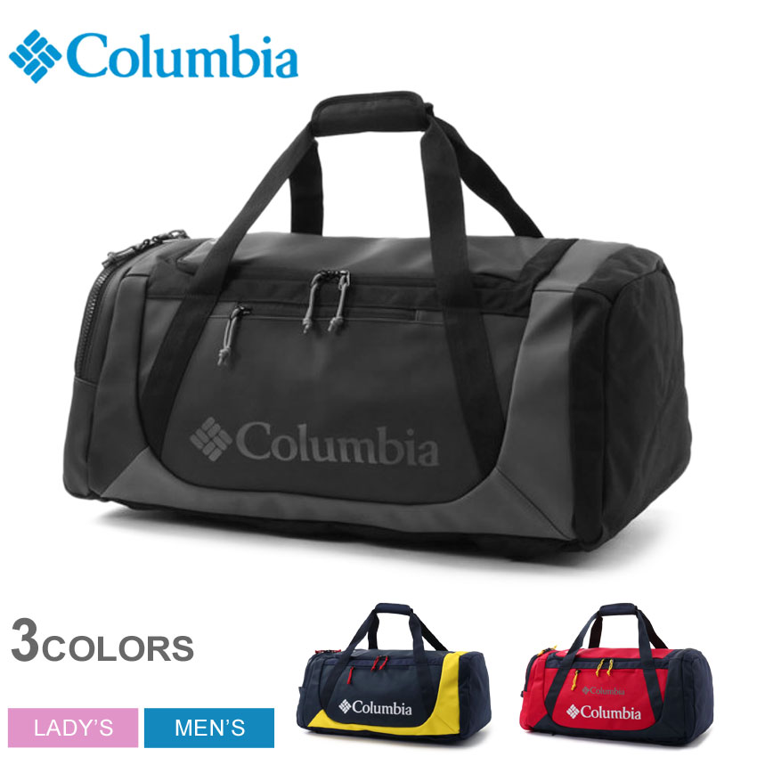 COLUMBIA コロンビア ボストンバッグ ブレムナースロープ40Lダッフル BREMNER SLOPE 40L DUFFLE PU8230 013 425 613 メンズ レディース タウンユース アウトドア ブランド 鞄 かばん バック スポーティー ジム スポーティー リュック バックパック 部活 大容量 2way