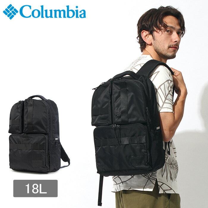 送料無料 コロンビア COLUMBIA リュックサック サンドリバー18Lバックパック ブラック(COLUMBIA PU8134 010 Sand River 18L Backpack)バッグ アウトドア デイパック 通勤 通学