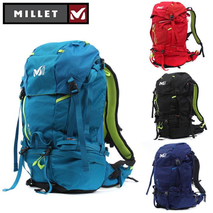 送料無料 MILLET ミレー リュックサック バックパック UBIC 30 MIS1922 0247 6744 3586 0335 全4色メンズ(男性用)兼 レディース(女性用)