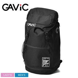 GAVIC ガビック リュック メンズ レディース ブラック AK チーム バックパックL AK TEAM BACKPACK L GG0222 大容量 通学 リュックサック サッカー フットサル フットボール 鞄 かばん カバン スポーツ シンプル 撥水 黒