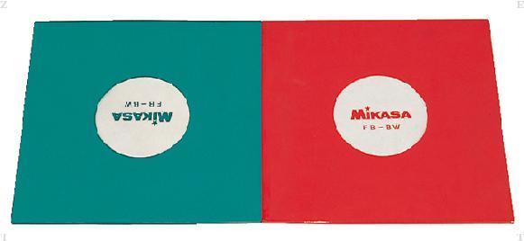 【メーカー取り寄せ・返品不可】 ミカサ(MIKASA)MG FBBW フットベースボール用一塁ベース