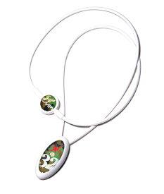 [ZAAP/ザップ]電磁波対策 芸能人・アスリート多数仕様【医療機器健康ネックレス】PGAティーチングプロ・常住充隆シグネチャーモデルネックレス