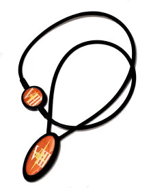 [ZAAP/ザップ]電磁波対策 芸能人・アスリート多数仕様【医療機器健康ネックレス】ボクシング世界チャンピオン・京口紘人シグネチャーモデルネックレス
