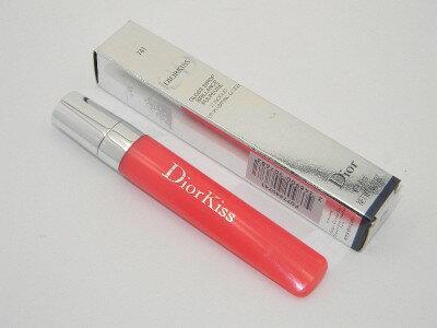 ディオールキス ルーシャス リッププランピング グロス 741グレナデインシロップ【Christian Dior DiorKiss Luscious Lip-Plumping Gloss 741 Grenadine Syrup】