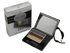 ディオール ツイスト 3コンパクト アイシャドウ 770ミステリー(外箱難あり)【Dior Twist 3 Compact Eyeshadows 770 Mystery in imperfect box】