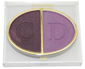 クリスチャン ディオール デュオ クルール カラー アイシャドウ 985 ディオールスター (テスター 外箱なし)【Christian Dior Duo 2 Couleurs Color Eyeshadow 985 Diorstar Tester】