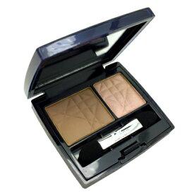 ディオール デュオ クルール マット&シャイン デュオ アイシャドウ 365 ヌード ルック(外箱難あり)【Dior 2 Couleurs Matte & Shiny Duo Eyeshadow 365 Nude Look with damaged box】