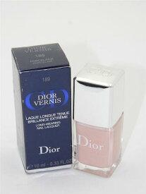 ディオール ヴェルニ ロングウェアリング ネイル ラッカー 189 ポーセリン(外箱潰れ・傷有り)【Dior Vernis Long-Wearing Nail Lacquer 189 Porcelain New In Box】
