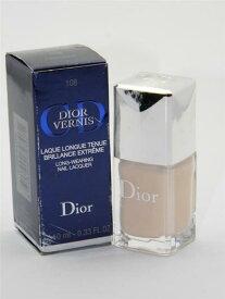 ディオール ヴェルニ ロングウェアリング ネイル ラッカー 108 ココナッツ【Dior Vernis Long-Wearing Nail Lacquer 108 Coconut New In Box】