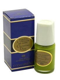 ディオール ヴェルニ ア オングル ネイルエナメル ポリッシュ 409 インクレディブル グリーン【Dior Vernis A Ongles Nail Enamel Polish 409 Incredible Green】