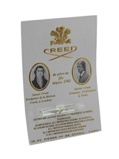 クリード ヒマラヤ お試しチューブサンプル 2.5ml【Creed Himalaya Vial Sample 2.5ml New With Card】