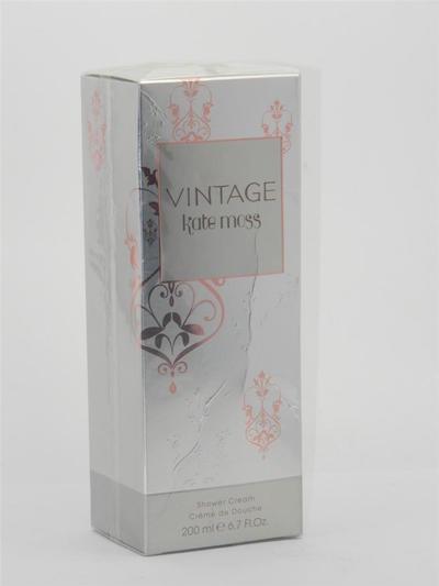 ヴィンテージ ケイト モス シャワー クリーム 200ml【Vintage Kate Moss Shower Cream 200ml 6.7oz New in Box】