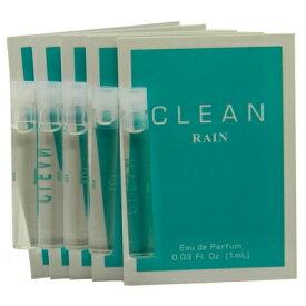 クリーン レイン オードパルファン お試しチューブサンプル 5個セット 5x1ml【Clean Rain EDP Vial Sample 5x1ml】