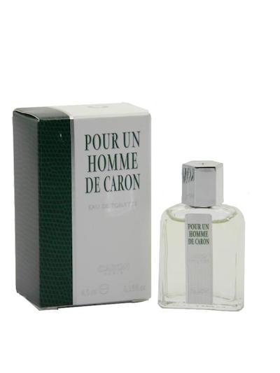 プール アン オム ド キャロン オードトワレ ミニ スプラッシュ 4.5ml【Pour Un Homme De Caron EDT Mini Splash 4.5ml New with Box】