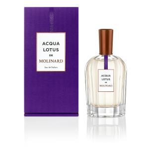 モリナール プライベート コレクション アクア ロータス オードパルファン 90ml【Molinard Private Collection Acqua Lotus Eau De Parfum EDP 90ml Sealed】