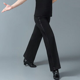 ダンス用メンズパンツ 社交ダンス 衣装 社交ダンス ウェア 社交ダンス 男性用 ダンスパンツ 男性 メンズ ダンスパンツ ダンス用パンツ 男性用ダンス