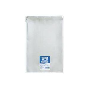 (まとめ)ジョインテックス OPP袋(シール付)A4 100枚 B626J-A4【×10セット】