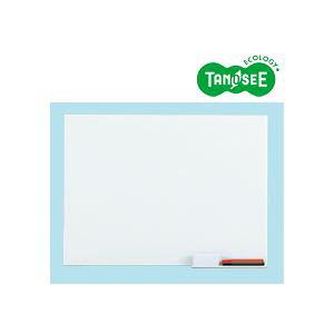 TANOSEE ホワイトボードシート マグネットタイプ 600×450mm 1枚