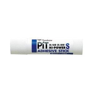 (業務用セット) トンボ鉛筆 スティックのり ピットハイパワー PT-TP 1本入 【×20セット】