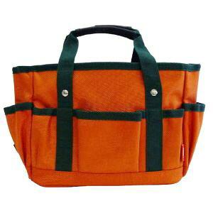 (まとめ)ちょいバッグ (小サイズバッグ) 【オレンジ×5セット】 JCB-2 ジョブマスター